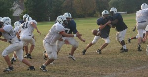Varsity football prove they can be one of the states best