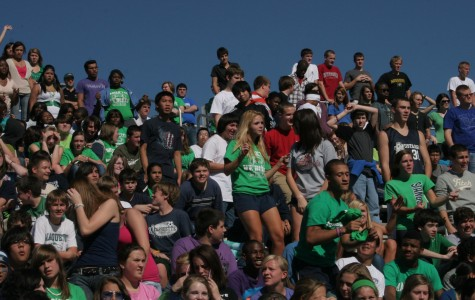 New traditions, assemblies add to school spirit