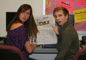 Really, Marquette?: Facebook models & school spirit