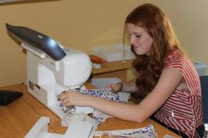 Lambrecht aspires to be fashion designer
