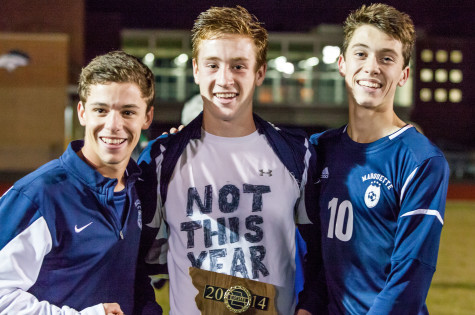 Soccer claims District title over CBC