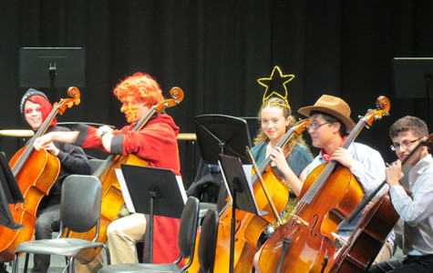 Photo Galley: MHS Orchestra Pops Concert
