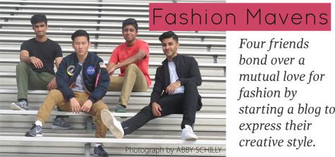Students start fashion blog