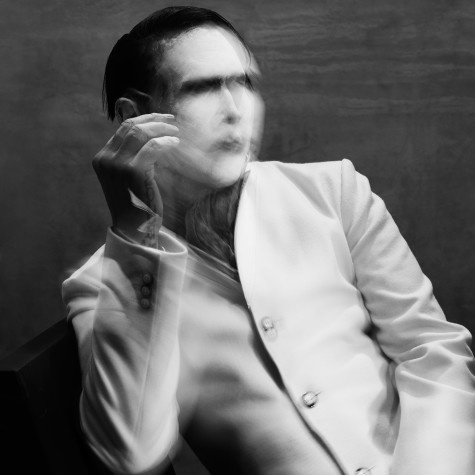 """Review: Marilyn Manson """"The Pale Emperor"""""""