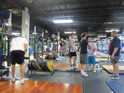 Baseball workouts change team mentality