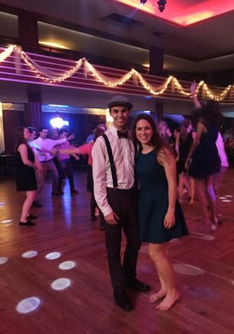 Swing dancing steps up in popularity