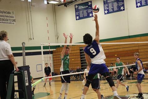 Photo Gallery: MHS Varsity Volleyball VS SLUH