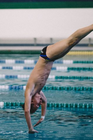 Q&A with record-breaking diver