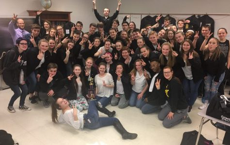 Show Choir Travels Across Midwest for Competition Season