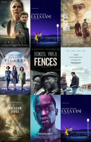 Oscars 2017 Movie Reviews