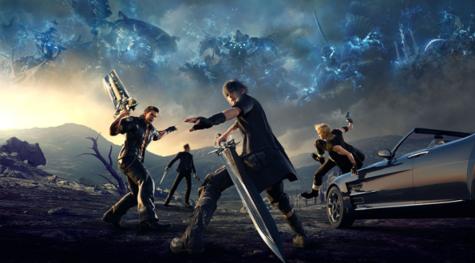Video Game: Final Fantasy XV