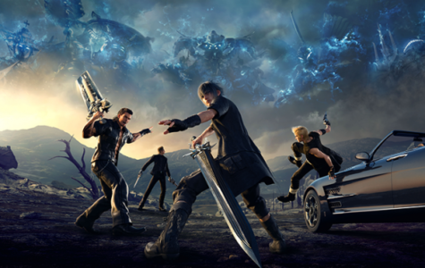 Video Game: Final Fantasy XV