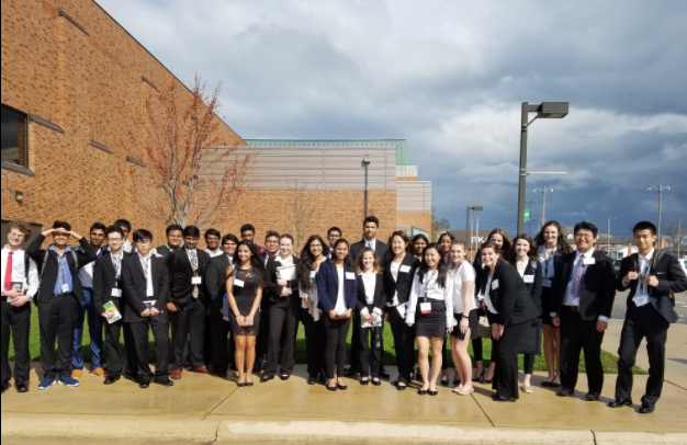 MHS HOSA attended the state conference at Missouri S&T this weekend. They finished with six individuals/teams qualifying for the national competition in Orlando, Fl.