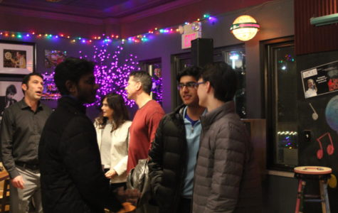 Students Showcase Short Stories at The Wolf