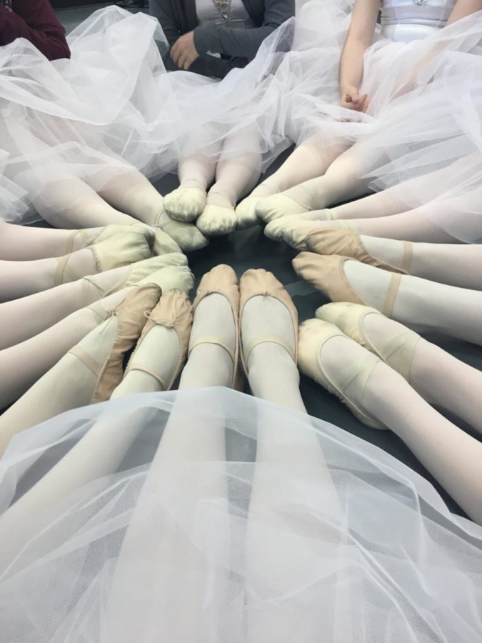 M%26M+Dance+Academy+students+prepare+for+their+upcoming+Nutcracker+performance.
