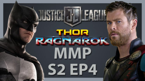 Messenger Movie Podcast S2Ep4: Thor Ragnarok & Justice League