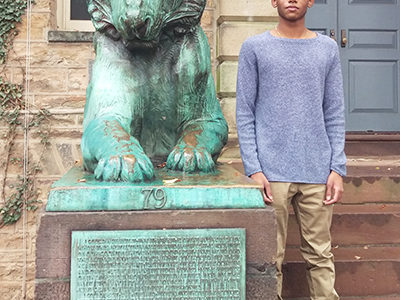 MHS senior attends Princeton camp