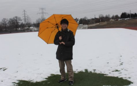 Students experience unfamiliar weather in St. Louis
