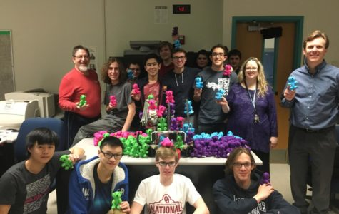 Baryons robotics team to visit hospital after State qualification