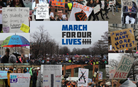 Photo Gallery: Signs for change – March for Our lives protest