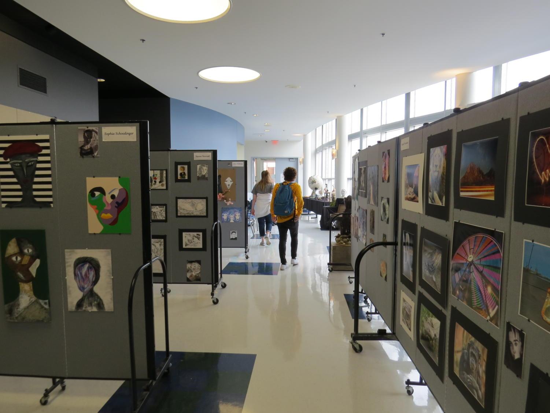 Photo+Gallery%3A+AP+Art+Show