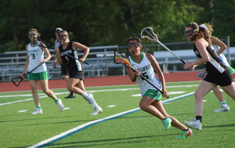 Girls lacrosse ranks second in state