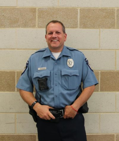 Q & A: Resource Officer Works PGA Championship