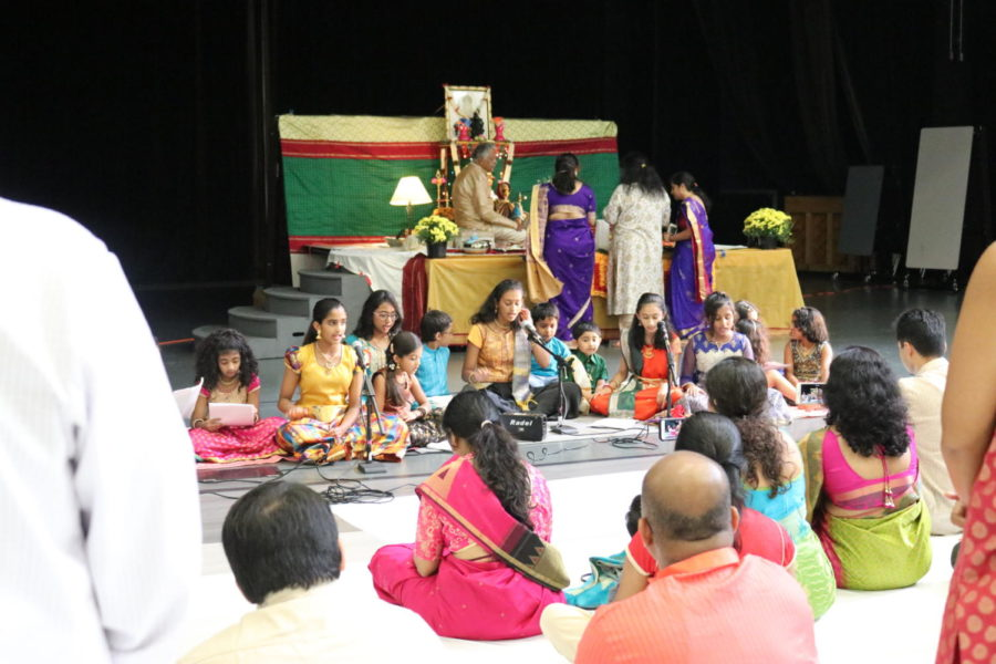 Photo Gallery: Celebrating Ganesh Chaturthi At MHS