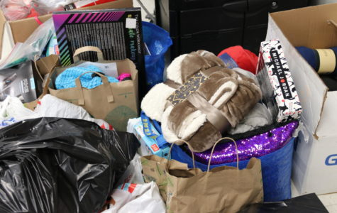 Key Club Holds Drive for Teens in Foster Care