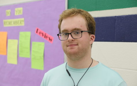 Humans of MHS- Harrison Seeling, Junior