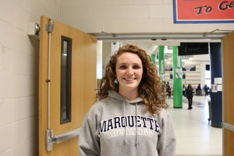 Humans of MHS-Anne Vilbig, Junior