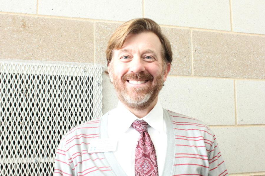 Humans of MHS- Rick Regina, Junior Principal