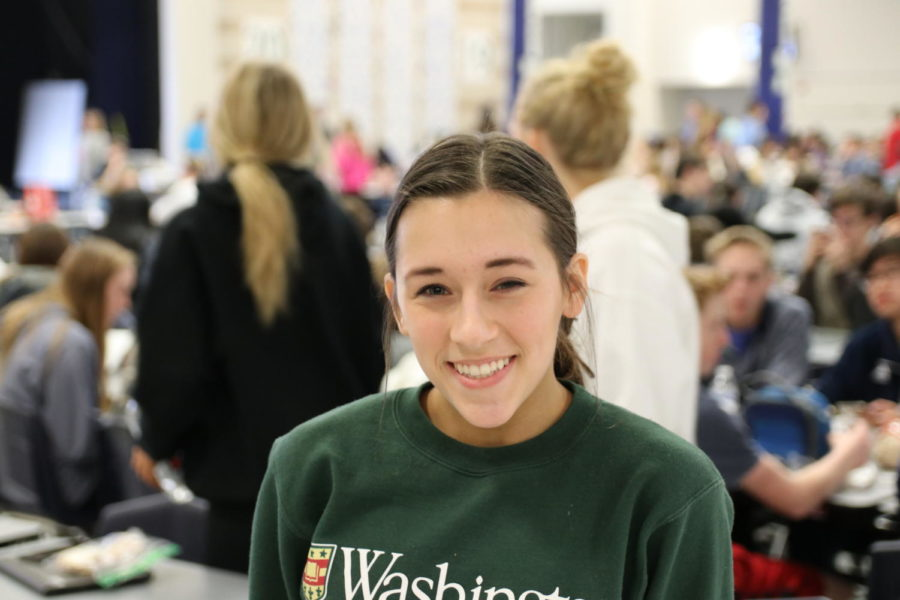Humans of MHS- Jaimee Bunderson, Freshman