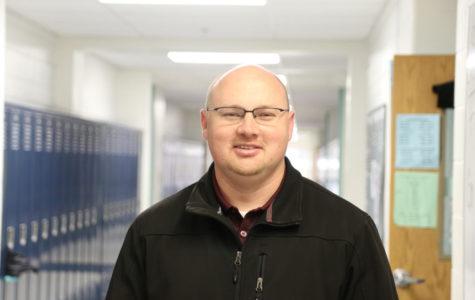 Humans of MHS- Alex Nelle, Social Studies Teacher