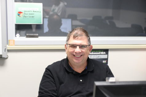 Humans of MHS- Dan Czolgosz, Librarian