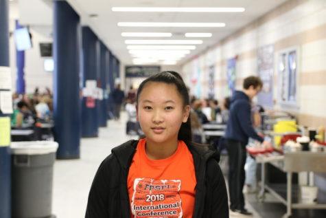 Humans of MHS- Stephanie Lei, Freshman