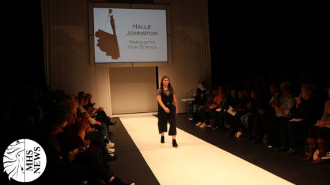 MHSNews | Walking the Runway