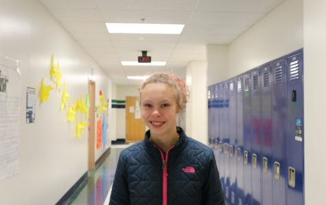 Humans of MHS- Samantha Hillenbrand, Freshman