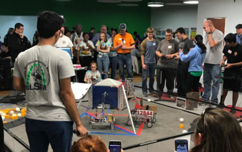 Snow Cancels Upcoming Robotics Qualifiers