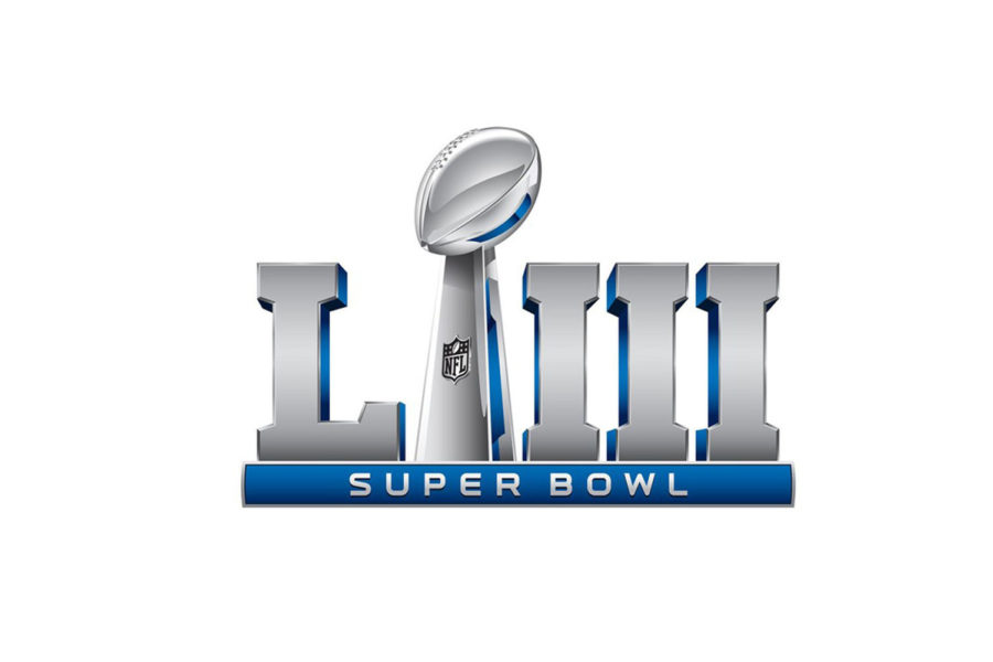 On+Feb.+3%2C+2019+the+Patriots+will+play+the+Rams+in+Superbowl+LIII.+The+match+up+has+left+many+St.+Louisans+unsure+of+who+to+root+for.+Logo+by+the+National+Football+League.