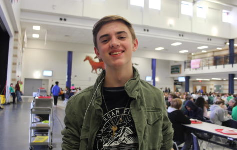 Humans of MHS- Josh Cudney