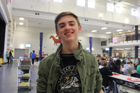 Humans of MHS- Josh Cudney