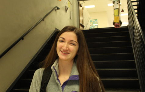 Humans of MHS- Ashley Porcelli, Senior