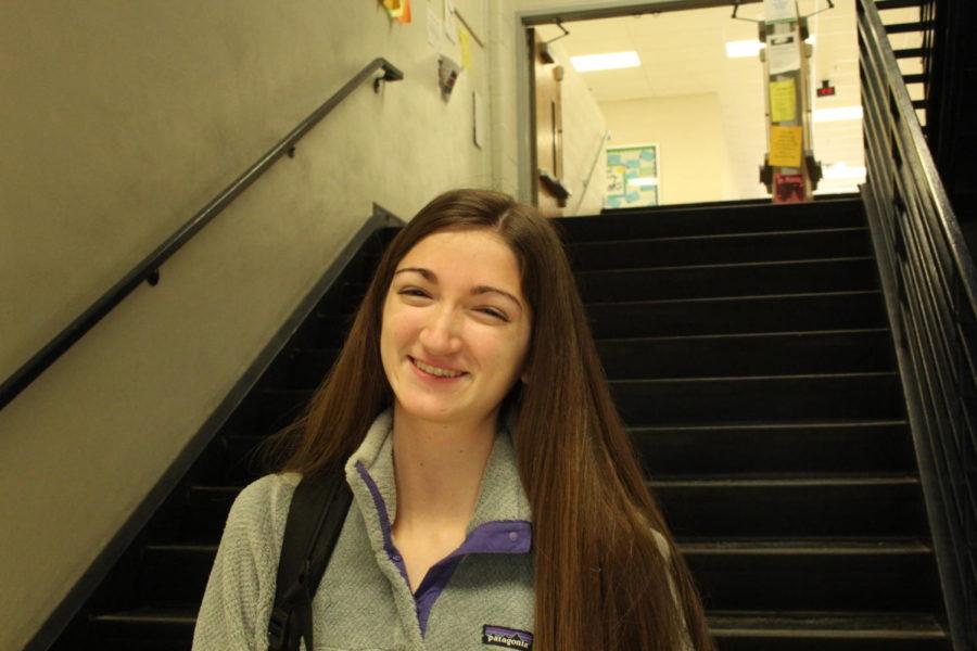 Humans of MHS- Ashley Porcelli, Senior
