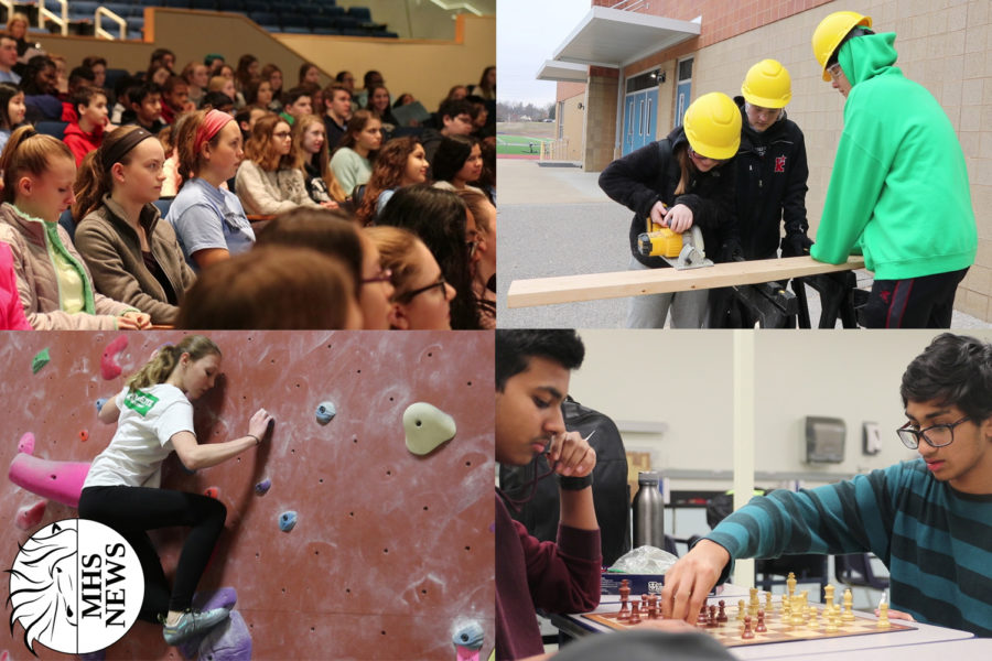 MHSNews 18-19 | Episode 5- Rock climbing, chess, and more!
