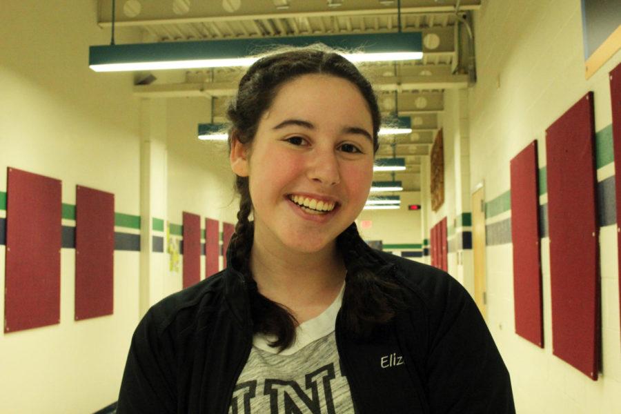Humans of MHS- Elizabeth Bleyer, Freshman