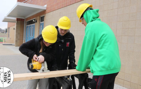 MHSNews | Homework and Hard Hats