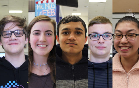 Humans of MHS- Week of February 11, 2019