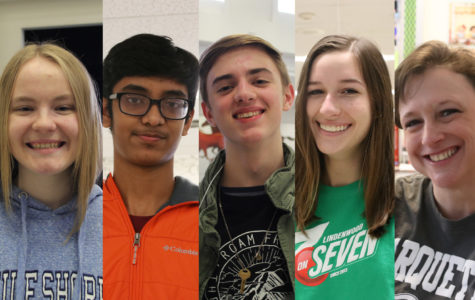 Humans of MHS- Week of February 18, 2019