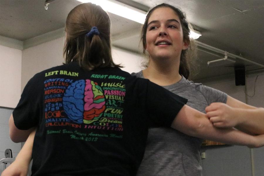 Grappler Grabs First Girls Wrestling Medal in School History